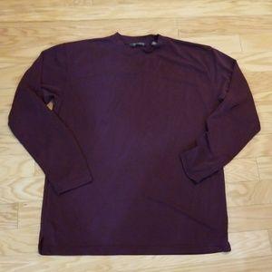 ECCOLO Purple Long Sleeve Shirt